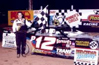 Jimmy Mars collects win in Menomonie, WI